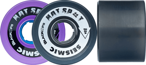 Seismic Longboard wheels -   Hot Spot Wheels