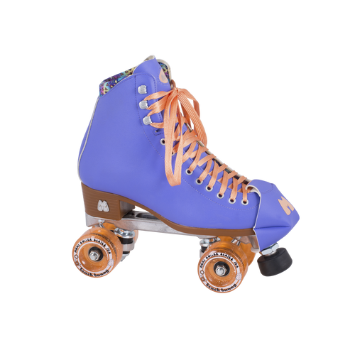 Moxi - beach bunny - Periwinkle Sunset  - outdoor roller skates