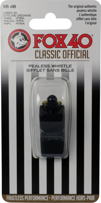 Fox 40 Classic Whistle - great for roller derby