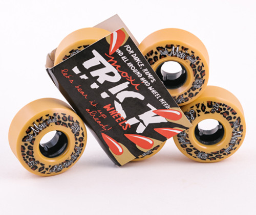 Moxi Skates - Trick skatepark quad wheels ( set of 4 )