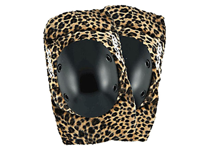 Smith Scabs Safety Gear - Elite ELBOW Pads - LEOPARD