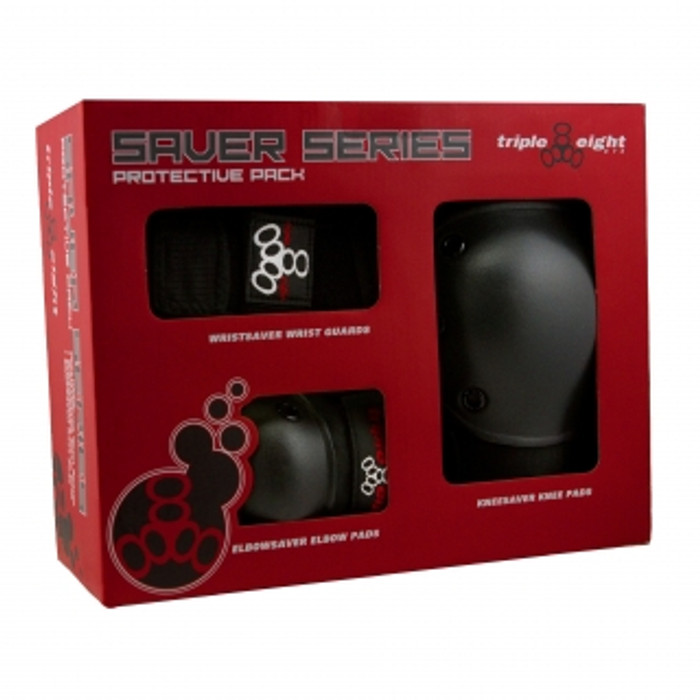 Triple Eight Saver Series 3-Pack