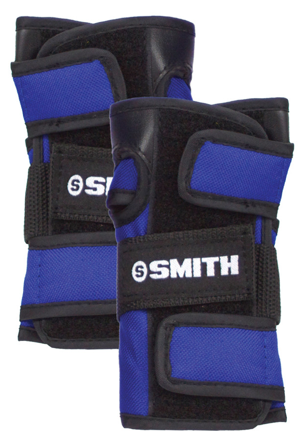 Smith Scabs Safety Gear -  WRIST GUARDS - BLUE