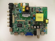 Seiki SE32HY Main Board / Power Supply CV3393BH-U32 51H0209