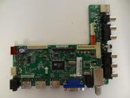 Pyle PTVLED32 Main Board LK400D3HC84M T.MS3393.81 U16051516-2