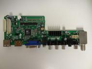 Hitachi LE24K307 Main Board (V236BJ1-P01 T.MS3393A.11) A13124503
