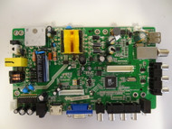 RCA LED24G45RQ Main Board (LG-RE01-150226-ZQ501) 24GE01M3393LNA20-A2