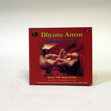 Dyana Aman Meditation of No Mind - music CD