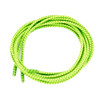 Stretch Elastic Shoelaces Curled Green