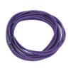 Stretch Elastic Shoelaces Curled Purple