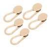 Button Pant Extender (beige) - package of 5