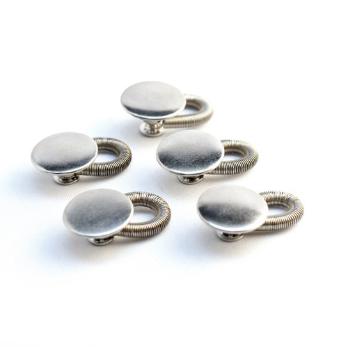 Silver Spring Button Pant Extender - pack of 5