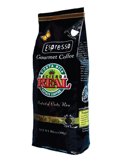 Espresso Gourmet Coffee Artisan Roasted