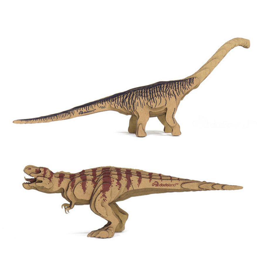 3D Dinosaur Model Kits