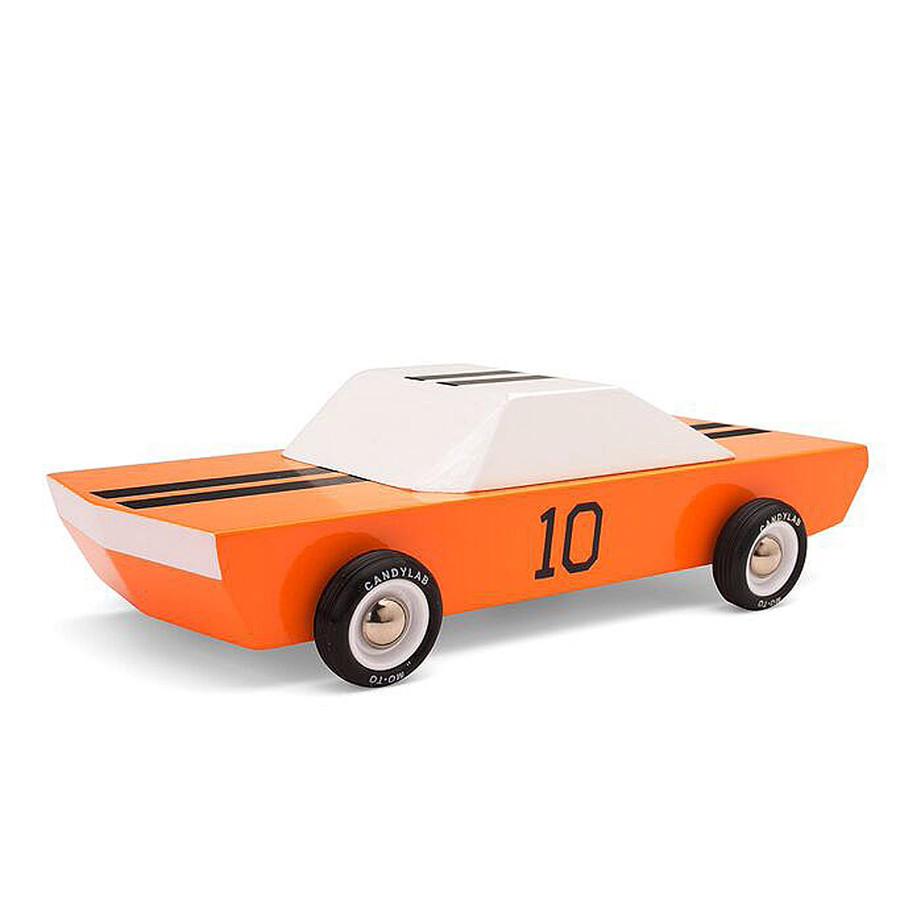 Classic Wooden GT10 Car