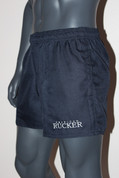 American Rucker Rugby Shorts - Navy - Men - Women
