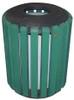 34 Gallon Public Place Series Trash Receptacle