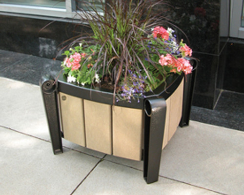 15 Gallon Kingsey Flower Planter