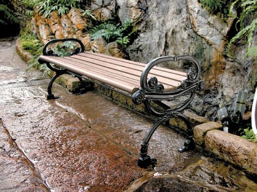 Victorian  Straight Bench