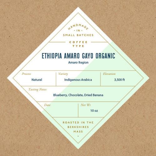 Ethiopia Amaro Gayo Organic