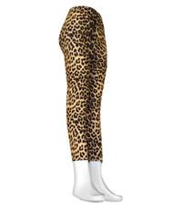 12pcs Ladies Footless Printed Leggings- L9034