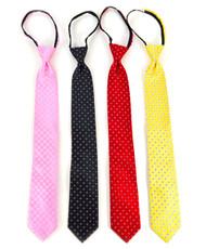 Micro Woven Zipper Ties - MPWZ5400