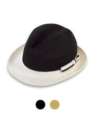 """3pcs 2"""" Brim Fedora Hat H5770"""