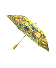 Lady's Compact Automatic Umbrella UCHF40600