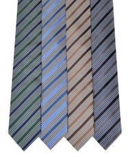 "2.5"" Slim Microfiber Woven Slim Tie MPWS4858"