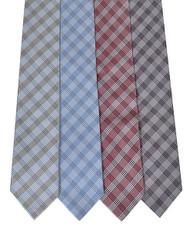 "2.5"" Slim Microfiber Woven Slim Tie MPWS4859"