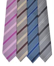 "2.5"" Slim Microfiber Woven Slim Tie MPWS4860"