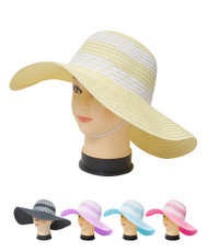 Floppy Hats Solid H0566