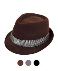 Fedora Hat 6pc HT0379