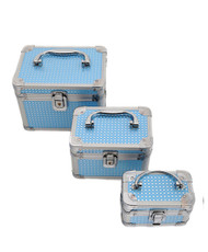 3pc Set Cosmetic Case CC1030