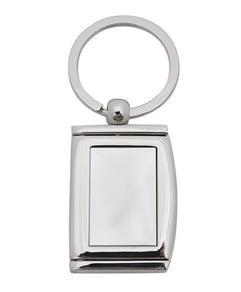 12 pc Opening Photo Frame Zinc-Alloy Keychain K1070