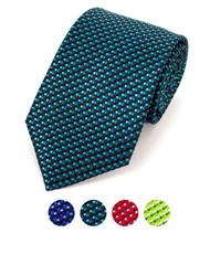 Microfiber Poly Woven Tie MPW5401