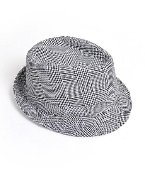 Fedora Hat - Fibre 12pc HT0336