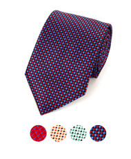 Microfiber Poly Woven Tie MPW5405
