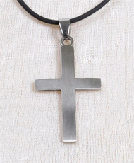 Pendant Necklace Cross- IMJS0578