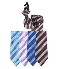 Microfiber Poly Woven Clip-On Tie - Men's 2005 MPCL2005
