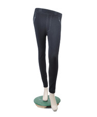 6pc Pre-Pack 100% Poly Stretch Leggings L0633