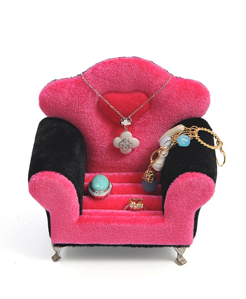 Jewelry Keepsake Arm Chair