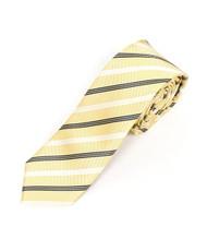 "2.5"" Slim Microfiber Woven Slim Tie MPWS302YW"