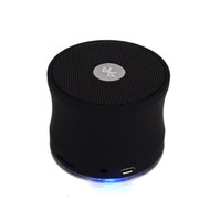 Black Portable Bluetooth Speaker by FOEMO