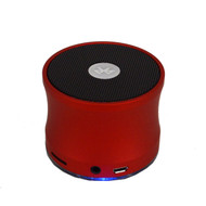 Red Portable Bluetooth Speaker by FOEMO