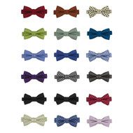 Toddler's 18pc Assorted Prepack Banded Bow Ties
