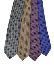 Microfiber Poly Woven Tie MPW5301