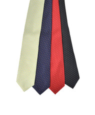 Microfiber Poly Woven Tie MPW5302