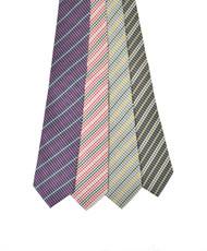 Microfiber Poly Woven Tie MPW5305