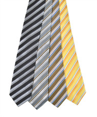 Microfiber Poly Woven Tie MPW5312